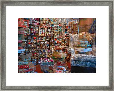 Christmas Chaos Framed Print by JAMART Photography