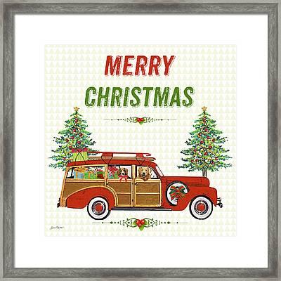 Christmas Cheer-b Framed Print