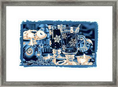 Christmas Cheer  Framed Print by Garland Johnson