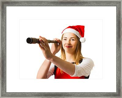 Christmas Coming Soon Framed Print by Jorgo Photography - Wall Art Gallery
