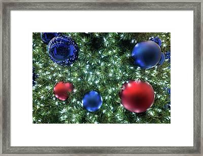 Christmas Display 2 Framed Print