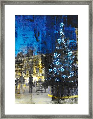 Framed Print featuring the photograph Christmas Eve by LemonArt Photography