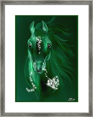 Christmas II Framed Print by Tarja Stegars