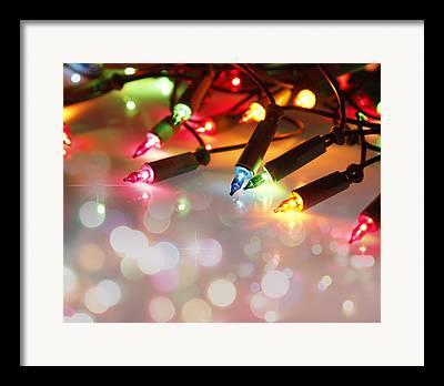 Things Light Framed Prints
