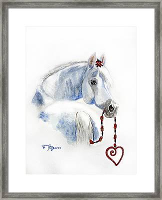Christmas Love Framed Print