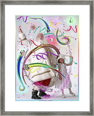 Christmas Magic Framed Print