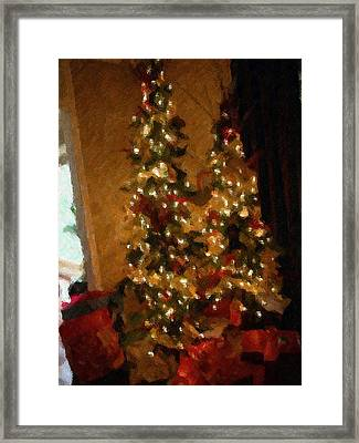 Christmas Framed Print by Michael Morrison