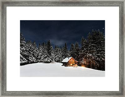 Christmas Framed Print by Paul Itkin