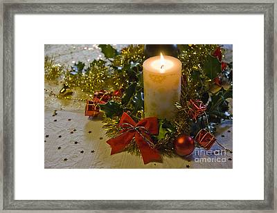 Christmas Time  Framed Print by Sophie De Roumanie