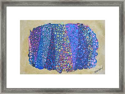 Christmas Tree Lot Framed Print by James SheppardIII
