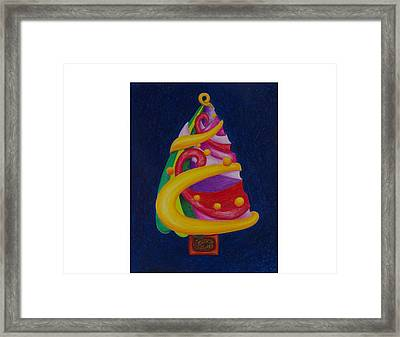 Christmas Tree No. Two Framed Print