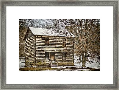 Christopher Taylor House Framed Print