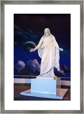 Christus Framed Print