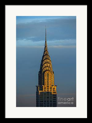 Iconic Architecture Framed Prints