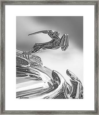 Chrysler Gazelle Framed Print