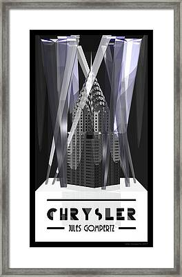 Chrysler Framed Print