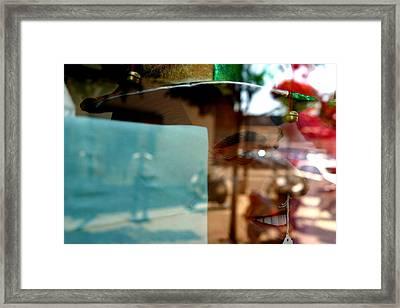 Chuck Framed Print by Jez C Self