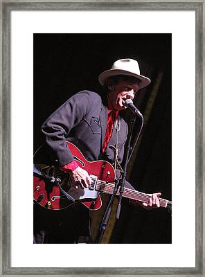 Chuck Mead Framed Print