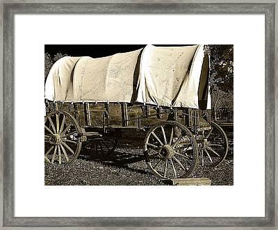 Chuck Wagon 2 Framed Print