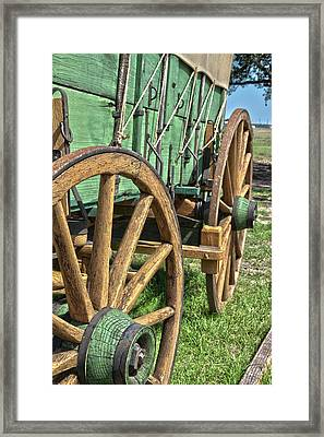 Chuck Wagon3 Framed Print