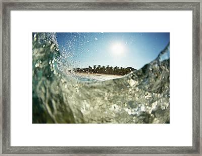 Chula Vista Framed Print