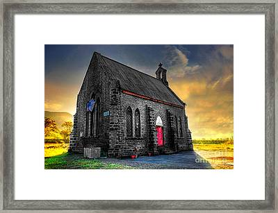 Church Framed Print