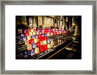 Framed Print featuring the photograph Church by Jason Smith