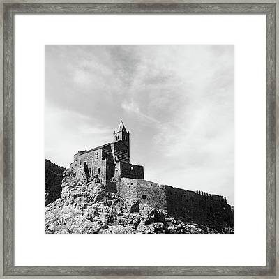 Church Of San Pietro II Framed Print