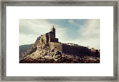 Church Of San Pietro Framed Print