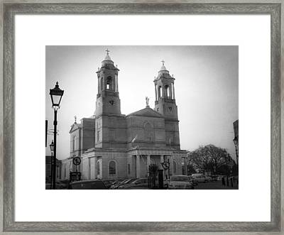 Church Of St Peter And St Paul Athlone Ireland Framed Print