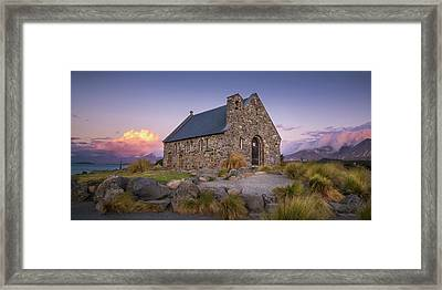 Church Of The Good Shepherd Framed Print