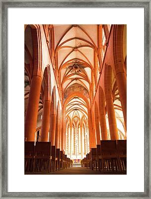 Church Of The Holy Spirit Framed Print