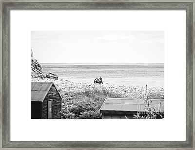 Church Ope Cove Framed Print by Terri Waters