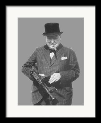 Thompson Framed Prints