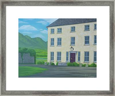 Churchtown Reunion Framed Print