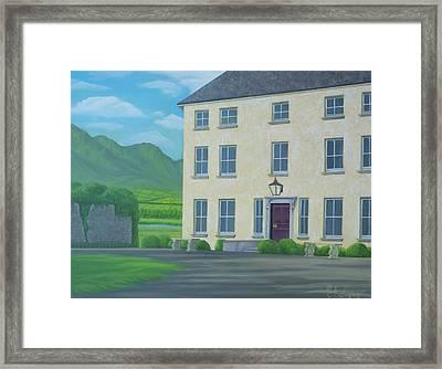 Churchtown Reunion Framed Print