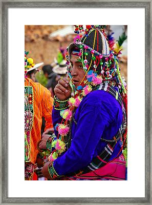 Chutillos Framed Print by Skip Hunt