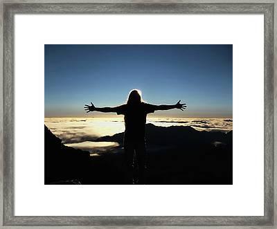 Chutzpah Framed Print by JAMART Photography