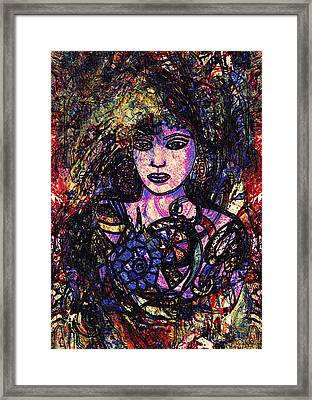 Ciara Framed Print by Natalie Holland