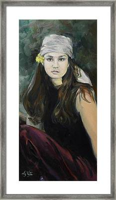 Cigany Framed Print