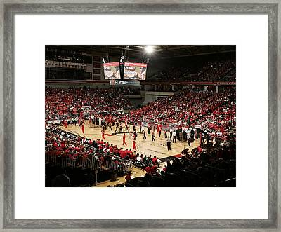 Cincinnati Bearcats Fifth Third Arena Framed Print by Replay Photos