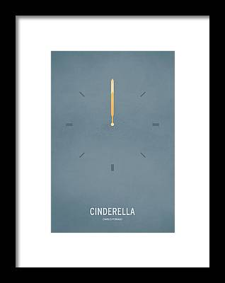 Minimal Framed Prints