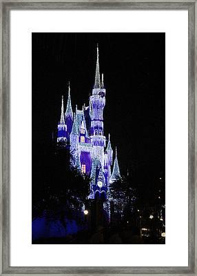 Cinderella's Castle 2 Framed Print by Frank Mari