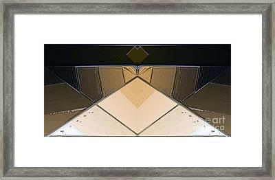 Cinema Framed Print by Patrick Guidato
