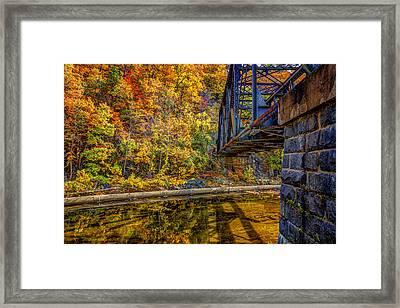 Cinnamon Crusted Daydream Framed Print by Edward Kreis