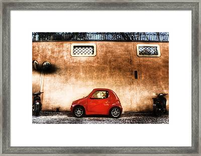 Cinquantino Framed Print by Brian Thomson