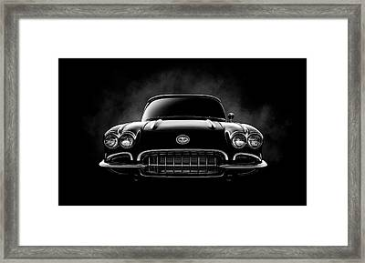 Circa '59 Framed Print by Douglas Pittman