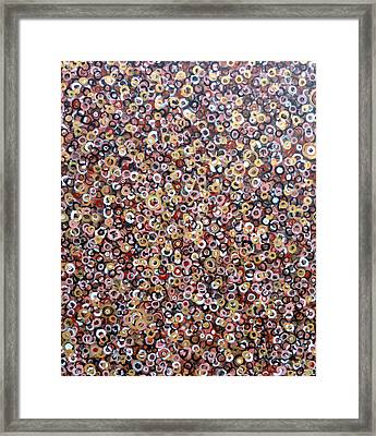Circle Of Trust Framed Print by Tom Roderick