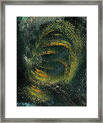 Circmon Framed Print by Jorge Delara