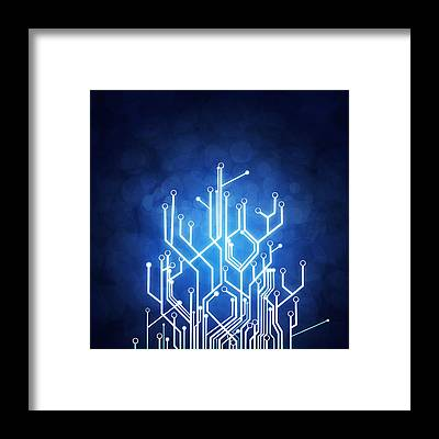 Abstraction Framed Prints